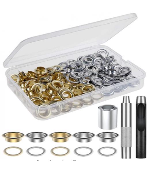 Vastar Grommet Tool Kit