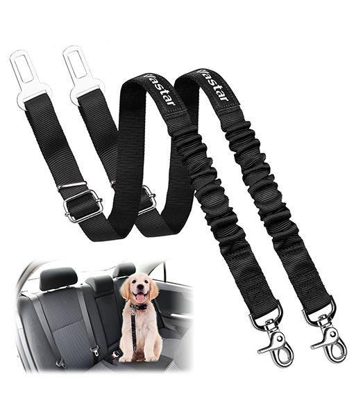 Vastar Dog Seat Belt Harness